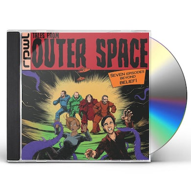 Rpwl TALES FROM OUTER SPACE CD