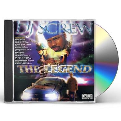 DJ Screw LEGEND CD