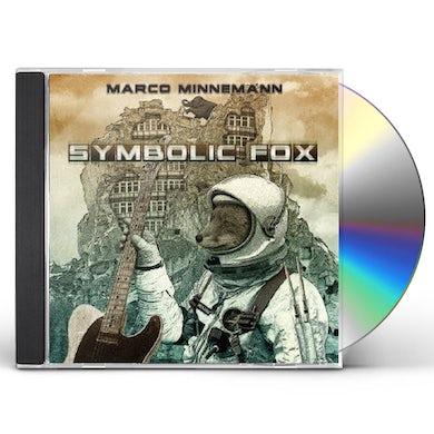 Marco Minnemann SYMBOLIC FOX CD