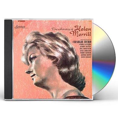 ARTISTRY OF HELEN MERRILL CD