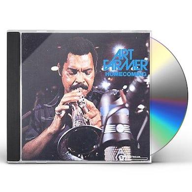 Art Farmer HOMECOMING CD