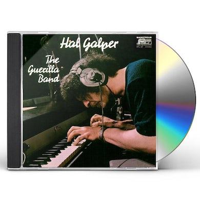 Hal Galper GUERILLA BAND CD