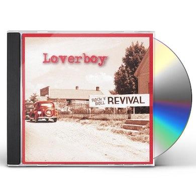 Loverboy ROCK N ROLL REVIVAL CD