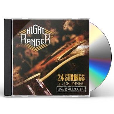 Night Ranger 24 STRING & A DRUMMER CD