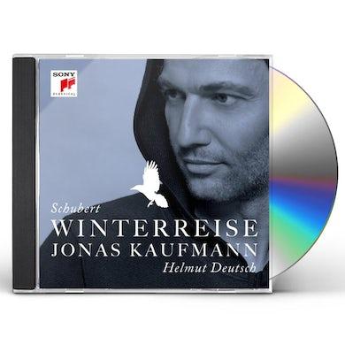 Jonas Kaufmann SCHUBERT: WINTERREISE CD