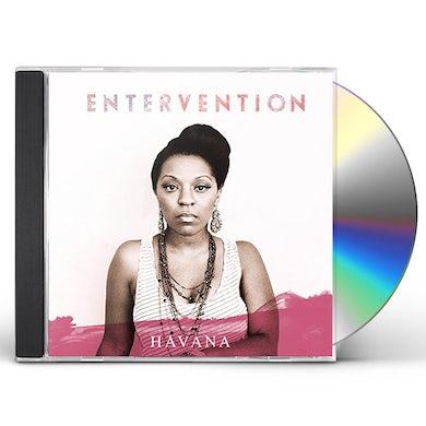Havana ENTERVENTION CD