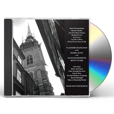 DEAR OLD STOCKHOLM CD
