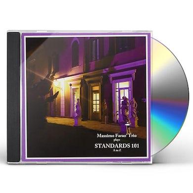 Massimo Farao STANDARD 101 A TO Z CD