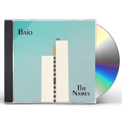 Baio NAMES CD