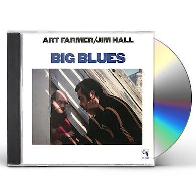 Art Farmer / Jim Hall BIG BLUES CD