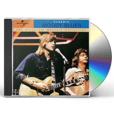 The Moody Blues UNIVERSAL MASTERS COLLECTION CD