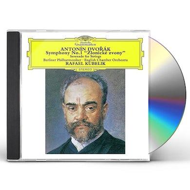 Rafael Kubelik DVORAK: SYMPHONY NO. 1/SERENADE FOR STRINGS CD