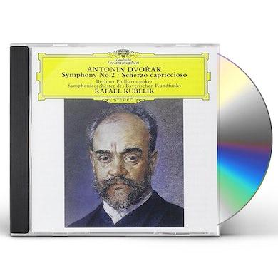Rafael Kubelik DVORAK: SYMPHONY NO. 2 CD