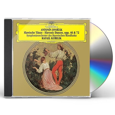 Rafael Kubelik DVORAK: SLAVONIC DANCES CD