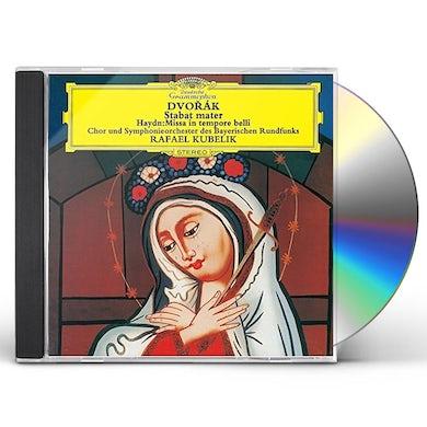 Rafael Kubelik DVORAK: STABAT MATER/ HAYDN CD
