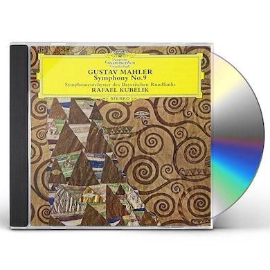 Rafael Kubelik MAHLER: SYMPHONY NO. 9 CD