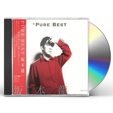 Ryuichi Sakamoto PURE BEST CD