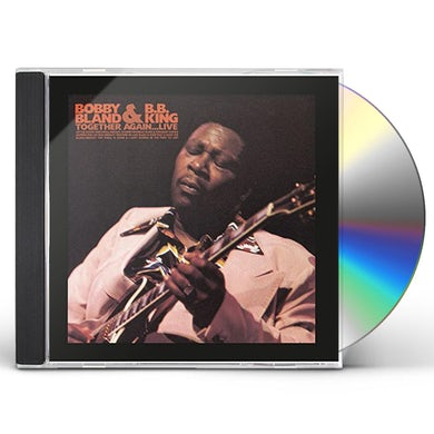 Bobby Bland TOGETHER AGAIN: LIVE CD