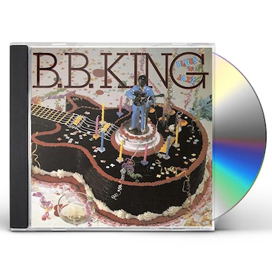 B.B. King BLUES N JAZZ CD