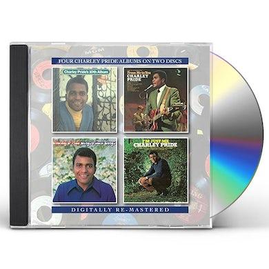CHARLEY PRIDE'S 10TH ALBUM/SINGS HEART SONGS/I'M CD