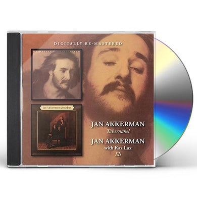 Jan Akkerman TABERNAKEL / ELI (WITH KAZ LUX) CD