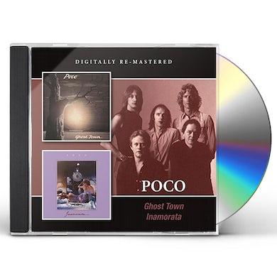 Poco GHOST TOWN/INAMORATA CD
