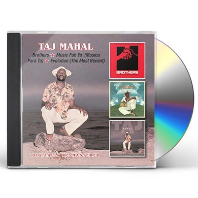 Taj Mahal BROTHERS /MUSIC FUH YA' (MUSICA PARA TU) /EVOLUTIO CD