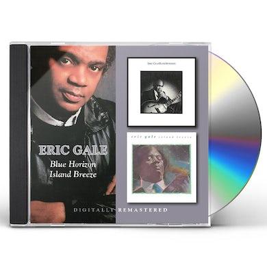 Eric Gale BLUE HORIZON / ISLAND BREEZE CD