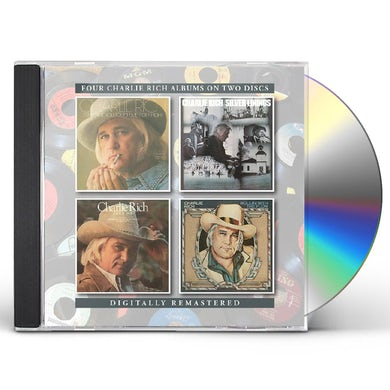 Charlie Rich EVERY TIME YOU TOUCH ME (I GET HIGH) / SILVER CD