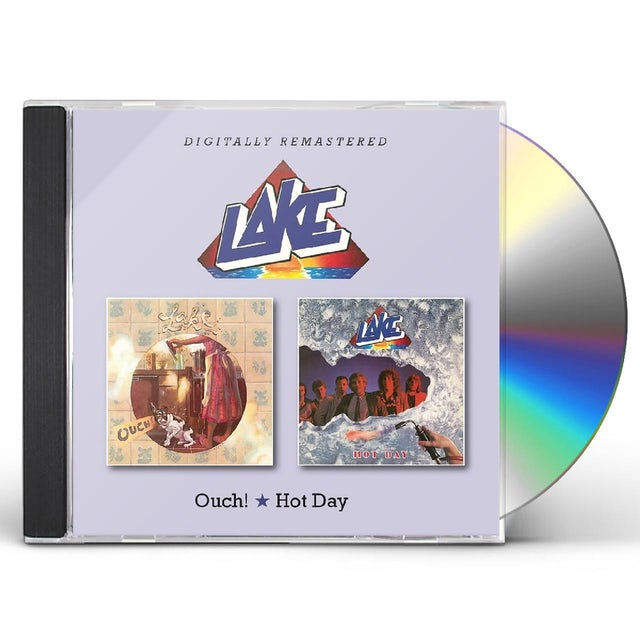 Lake OUCH! / HOT DAY CD