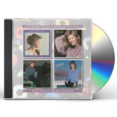 Janie Fricke SINGER OF SONGS / LOVE NOTES / I'LL NEED SOMEONE CD