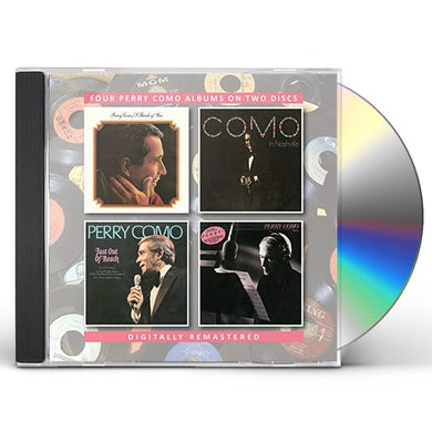 I THINK OF YOU / PERRY COMO IN NASHVILLE / JUST CD
