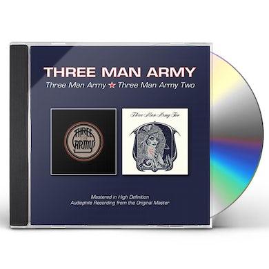 THREE MAN ARMY / THREE MAN ARMY TWO CD