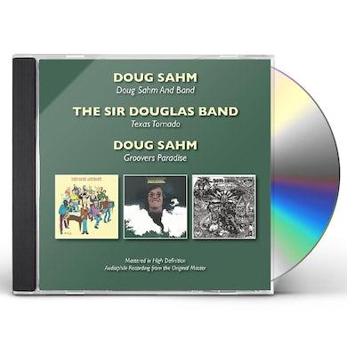 DOUG SAHM & BAND / TEXAS TORNADO / GROOVERS CD