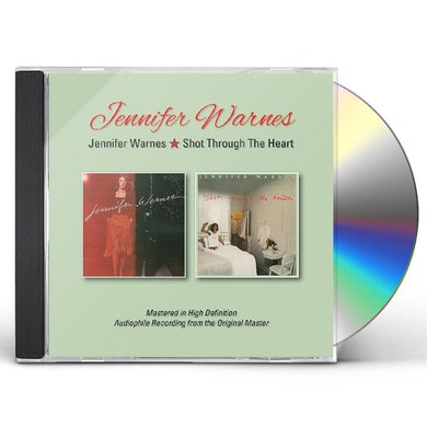 Jennifer Warnes SHOT THROUGH THE HEART CD