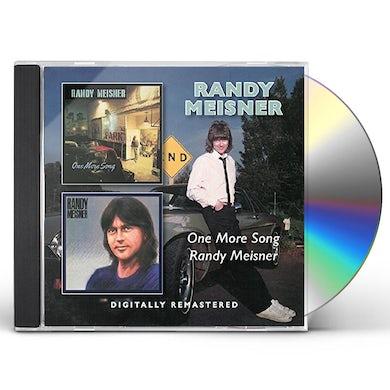 ONE MORE SONG /RANDY MEISNER CD