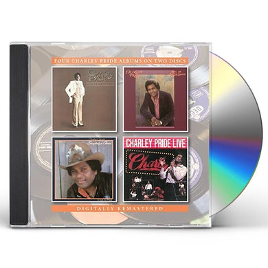 Charley Pride YOU'RE MY JAMAICA / ROLL ON MISSISSIPPI / CHARLEY CD