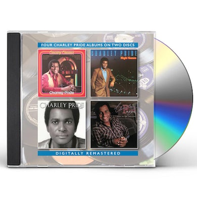 Charley Pride COUNTRY CLASSICS / NIGHT GAMES / POWER OF LOVE CD