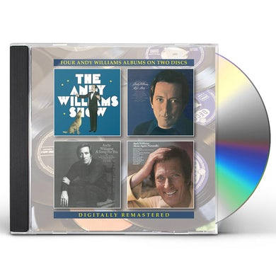 Andy Williams SHOW / LOVE STORY / SONG FOR YOU CD