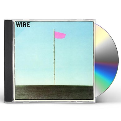 Wire PINK FLAG (DELUXE) CD