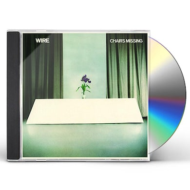 Wire CHAIRS MISSING (DELUXE) CD