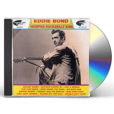 Eddie Bond MEMPHIS ROCKABILLY KING CD