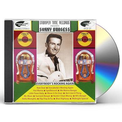 Sonny Burgess EVERYBODY'S ROCKIN AGAIN CD