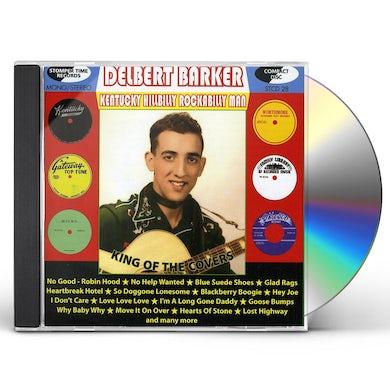 Delbert Barker KENTUCKY HILLBILLY ROCKABILLY MAN CD