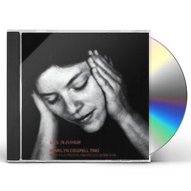 Marilyn Crispell LIVE IN ZURICH CD