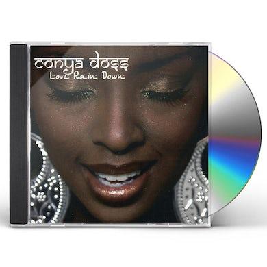 Conya Doss LOVE RAIN DOWN CD
