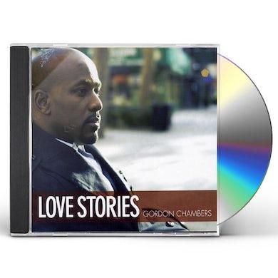 Gordon Chambers LOVE STORIES CD