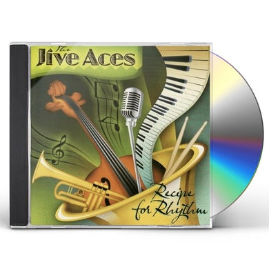 Jive Aces RECIPE FOR RHYTHM CD