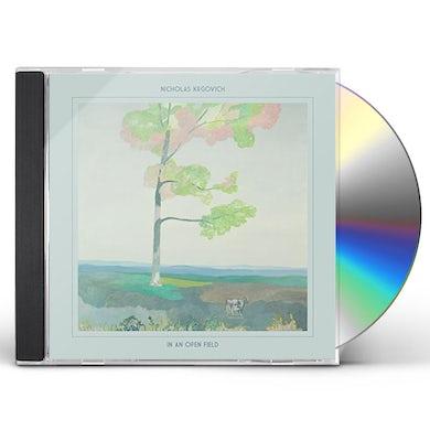 Nicholas Krgovich IN AN OPEN FIELD CD