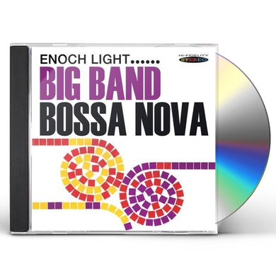 BIG BAND BOSSA NOVA CD